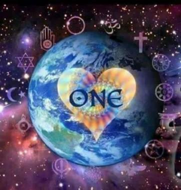 Ascending into Unity Through Divine Love & Light . I Am All that I AM